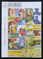 Catalogue vente enchères 2014 2 plaque émaillée publicitaire enamel sign catalog