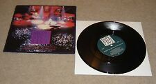 "Simple Minds Live Promised You A Miracle 10"" Single A1 B1 Pressing - EX"