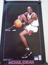 "Michael Jordan / Orig. vintage poster #3082 / ""1998"" / Exc. New cond.-22 x 34"""