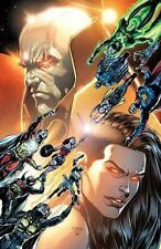 The Darkseid War by Geoff Johns (2017, Hardcover)