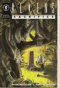 °ALIENS: SACRIFICE° The most emotionally powerful Aliens tale you will ever read