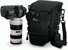 Lowepro Toploader 70 AW DSLR Camera Bag Holster Shoulder Bag, New, BLACK