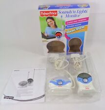 Fisher Price Sounds And Lights Monitors - Audio Baby Monitor