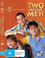 Two and A Half Men S5                    Series 5 Season 5 DVD R4