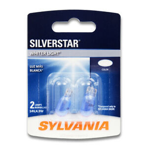 Sylvania SilverStar Front Side Marker Light Bulb for Subaru Tribeca oc