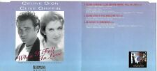 MAXI CD SINGLE 3T CELINE DION AND CLIVE GRIFFIN WHEN I FALL IN LOVE 1993 B.O.F