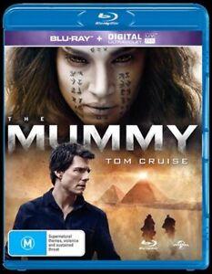 Mummy, The Blu-ray