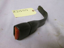 96 97 98 GRAND CHEROKEE RIGHT FRONT (passenger) SEAT BELT BUCKLE RECEIVER LATCH