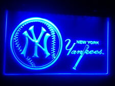 """New York Yankees 12"""" x 8"""" Inch Led Neon Sign"""