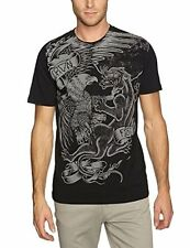 IRON FIST T SHIRT WHERE EAGLES DARE MEN TEE