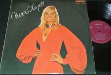 NINA LIZELL same / unique DDR LP 1973 AMIGA 855320