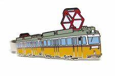 Krawattenklammer Straßenbahn Ganz UV