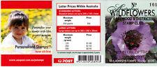 2007 Australian Wildflowers SB226 - Earlwood & Districts Stamp Club No101