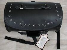 Harley 94628-98 Road King FLHR Genuine Leather Studded Touring Bag NEW NOS 🚀