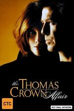 The Thomas Crown Affair (DVD, 2004) REGION 1, Pierce Brosnan, Rene Russo
