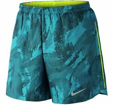 """Nike 5"""" Fractual Racing Shorts Men's size 2XL Imperial Blue 71641-407 NWT"""
