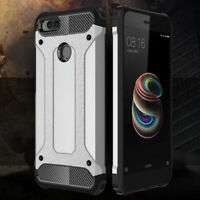 Hybrid Shockproof Armor Hard Cover Silicone Back Case For Xiaomi Mi 5X /A1