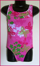 GIRLS TOGS Sz 2 - Gorgeous CUTE PINK BUTTERFLY COSSIE - SWIMWEAR BATHERS  New