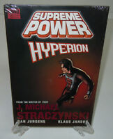 Supreme Power: Hyperion Premier Marvel Comics HC Hard Cover Brand New Sealed