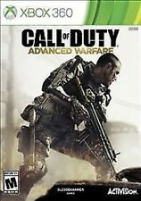 Call of Duty Advanced Warfare USED SEALED (Xbox 360) **FREE SHIPPING!! COD AW