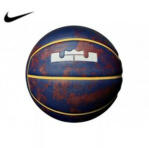 """Nike Lebron James Playground 4P Basketball FULL Size 29.5"""" NBA Indoor Outdoor NW"""