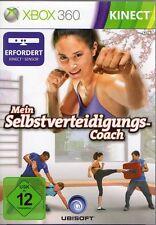 Mein Selbstverteidigungs-Coach (Kinect erforderlich) Xbox 360 Active Sport Spiel