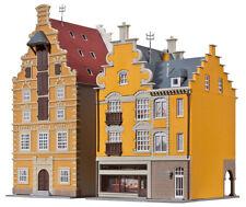 Kibri 37154 N Bürgerhäuser in Tournai, 2 Stück, Bausatz ++ NEU & OVP