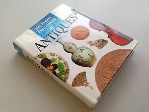 The Pocket Encyclopedia of ANTIQUE by Angela Gair Expert Guide Edition 2000