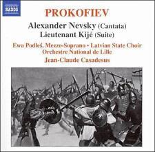 Prokofiev: Alexander Nevsky; Lieutenant Kijé Suite, New Music