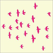Fairydust Stencils, Masks & Templates - Flock of birds