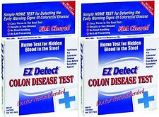 EZ Detect Colon Disease Home Test ( 5 tests / box ) 2 BOXES