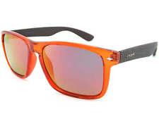 POLAROID Gafas De Sol Polarizadas Cristal Naranja / Rojo Lente Espejo pld6008s
