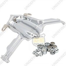 Chrome Tappet / Lifter Block Accent Cover For Harley All 99-17 Twin Cam Engines