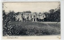KINDROGAN HOUSE: Perthshire postcard (C15773)