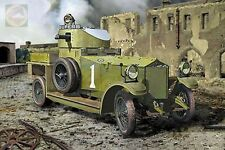 Rolls Royce Armoured Car Pattern 1914  Roden 803 1/35