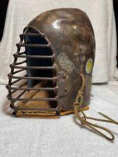 Medieval Armour LARP Helmet Reenactment Replica Item Costume Metal