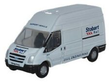 Oxford NFT010 Ford Transit LWB Eddie Stobart 1/148 (N Gauge) New in Case T48Post