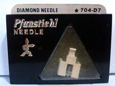Vintage Phonograph Needles Varieties- New Old Stock N705D7 N705 Diamond