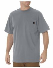 23d3a15e Dickies Mens Ws450 Black Olive Short Sleeve Heavyweight Tee Crew Neck Shirts  3xl