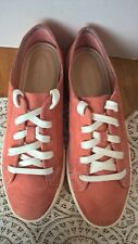 bbde7c33001a3 Hush Puppies Leather Sneakers Ekko Gwen Women's size 8.5