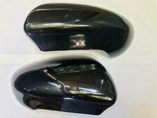 Nissan Qashqai MK1 2007-2014 Gloss Perl Black Door  Mirror Cover Left & Right