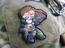 BB Heads MYST Airsoft Anna Vargas #7 Action Patch