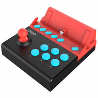 Mini Arcade Stick Mini Host Game Joystick Handle Practical For Switch Supplies