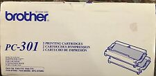 Brother PC-301 Thermal Fax Cartridge Genuine OEM Fax 750 770 775 870 855 970