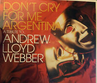 Don't Cry For Me Argentina: A Tribute to Andrew Lloyd Webber - 3 CD Set