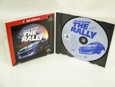 COLIN McRAE THE RALLY Spike Library #002 Ref/ccc PS1 Playstation JAPAN Game p1