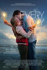 "EVERY DAY - 11""x17"" Original Promo Movie Poster MINT 2018 David Levithan"