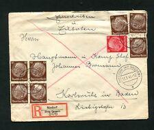 """Reko """"Niedorf über Gnesen""""  11.3.1941  (JK-43)"""