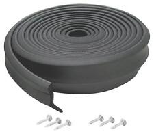 NEW M-D 03749 16 FOOT GARAGE DOOR BOTTOM RUBBER WEATHER STRIPPING SEAL 8179822