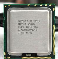 Intel Xeon X5570 SLBF3 LGA 1366 2.93 GHz 6.4 GT/s Quad-Core CPU Processor